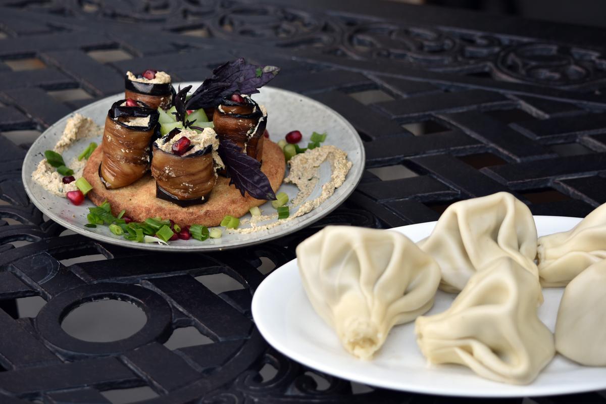 georgian food - things to do in georgia
