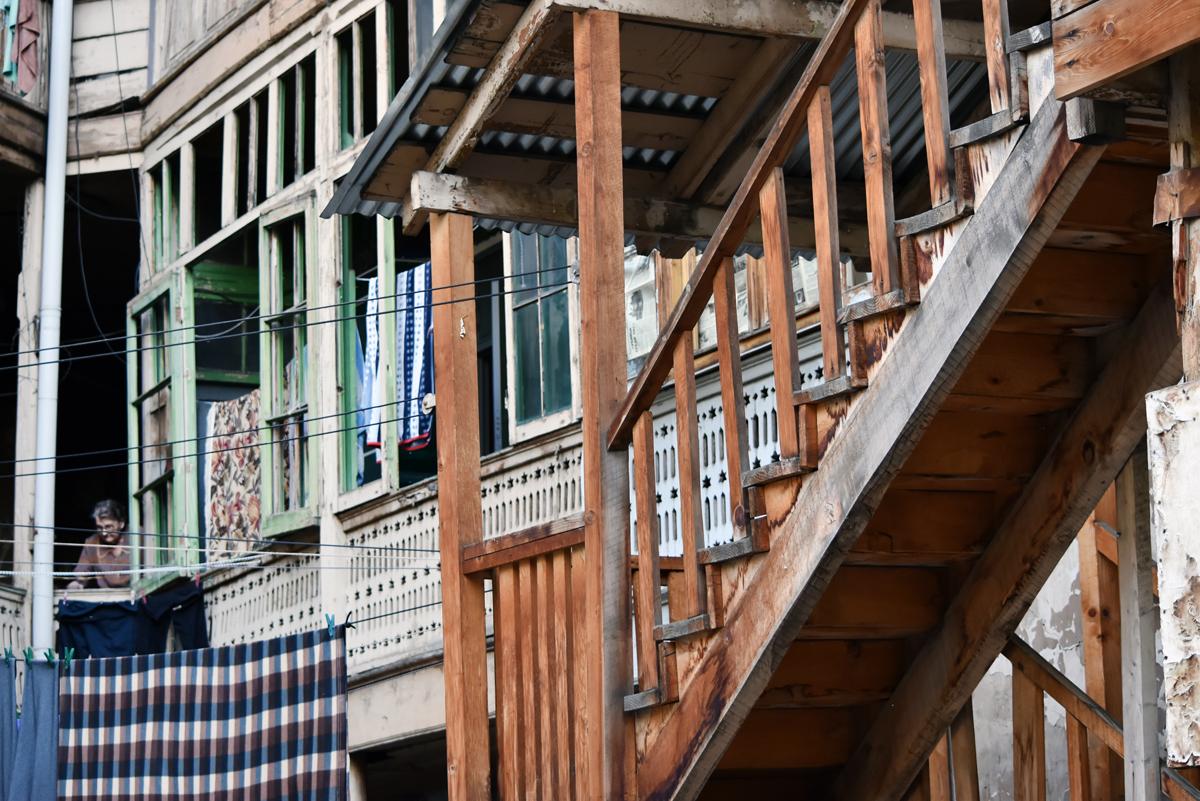 tbilisi old town georgia