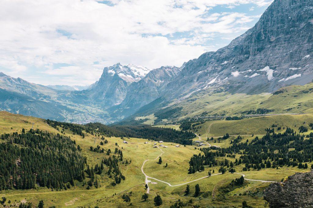 the-alps-Wengen-Lauterbrunnen-Switzerland