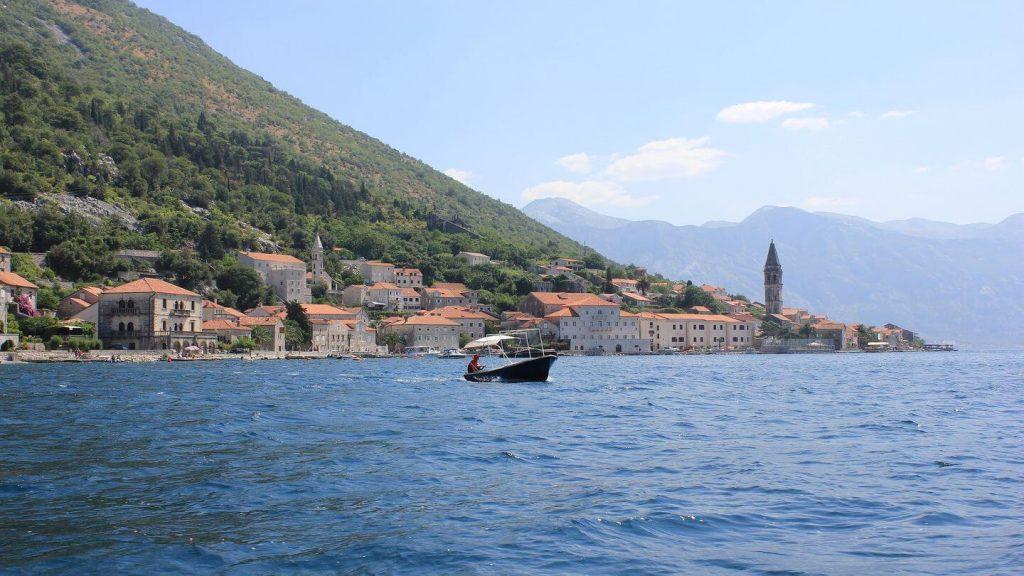 sailing bay of kotor montenegro vacations