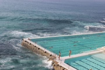 bondi icebergs pool, sydney
