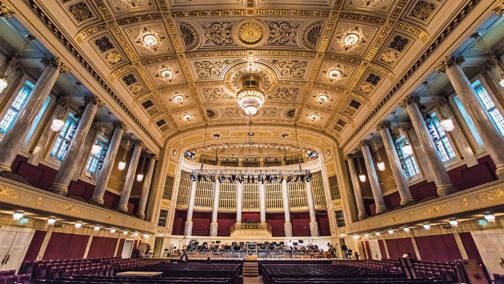 Wiener Konzerthaus Vienna