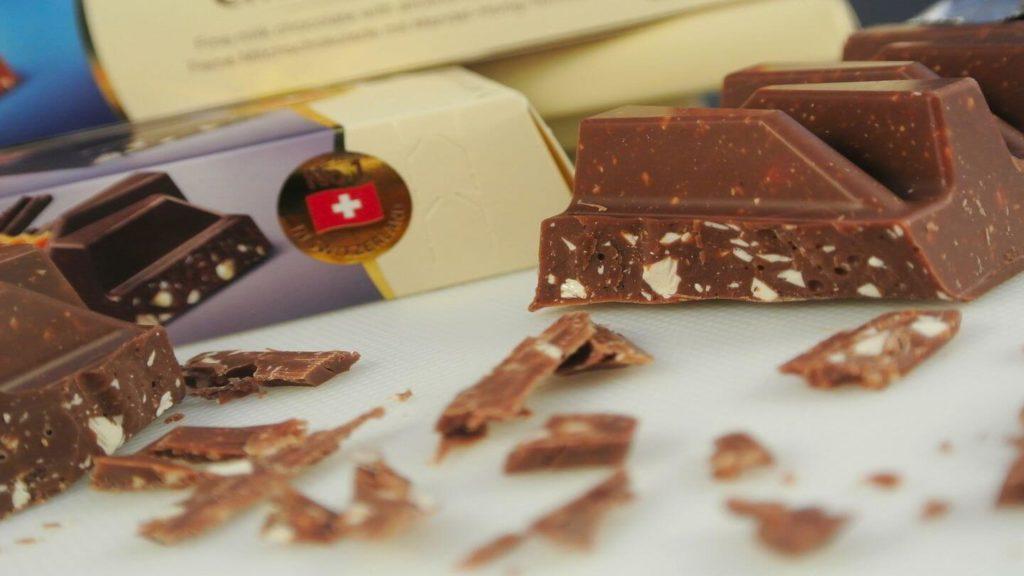 swiss chocolate facts about switzerland