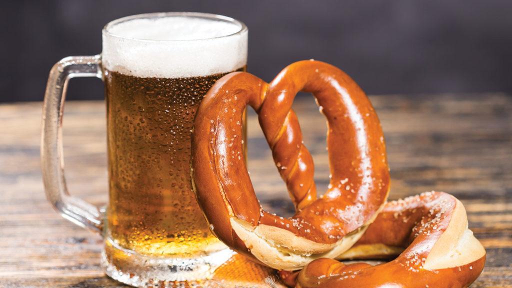 German etiquette Beer Stein