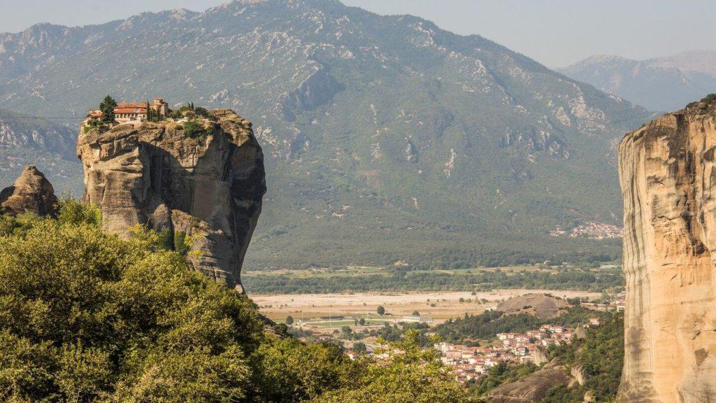 Meteora UNESCO World Heritage monasteries