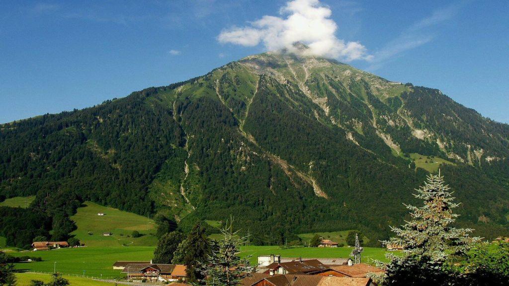 niesen montain switzerland