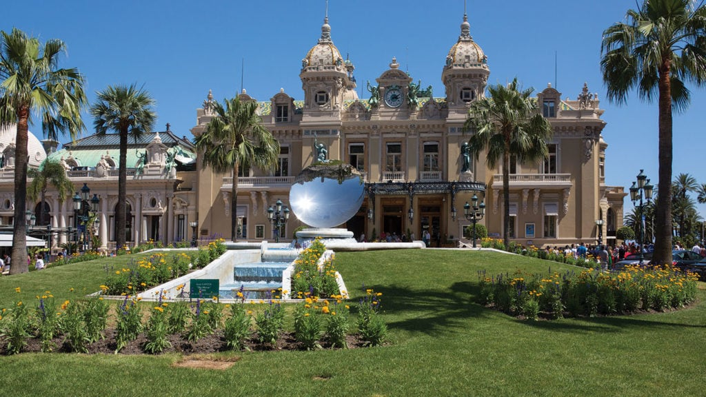 Monaco Casino - Billionnaires' Playground