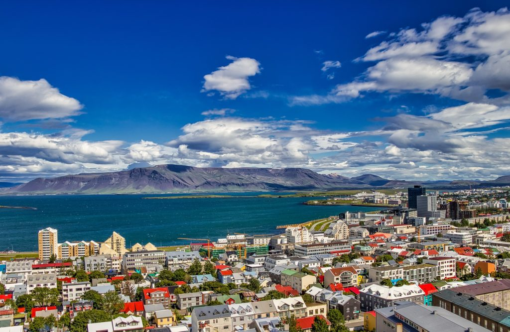 Capital city of Iceland, Reykjavík - interesting facts about iceland