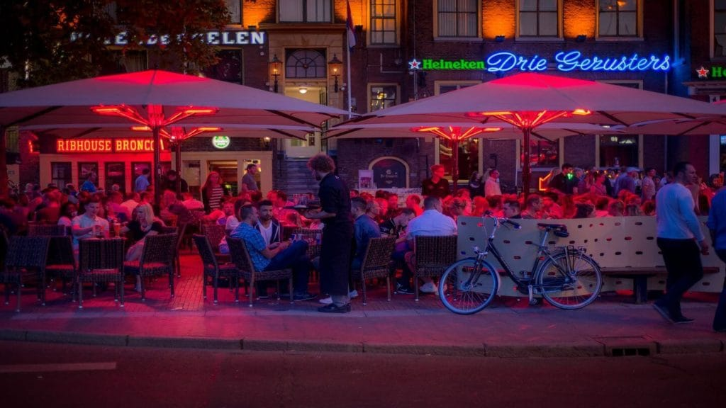 Drie Gezusters (Three Sisters) pub Groningen Netherlands