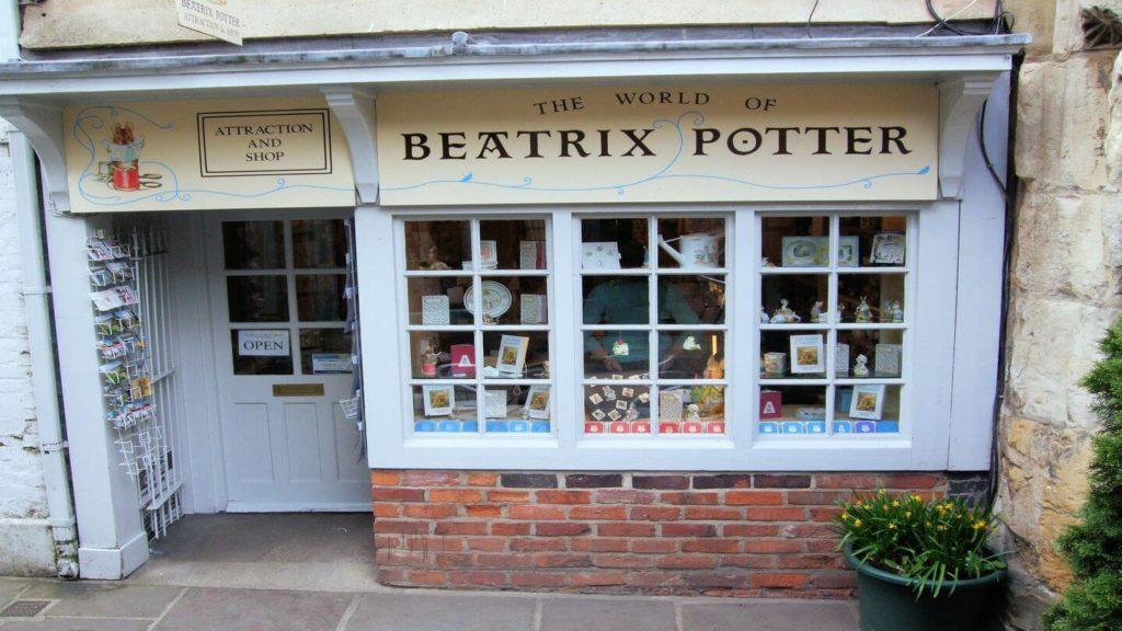 the world of beatrix potter lake district