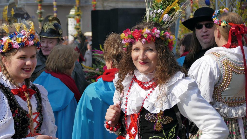 Wet Monday Polish traditions
