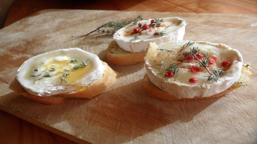goat cheese Spanish tapas