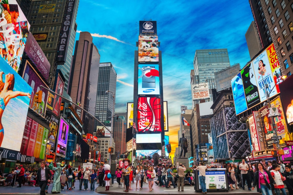 New York perfect for a fun mother daughter getaway