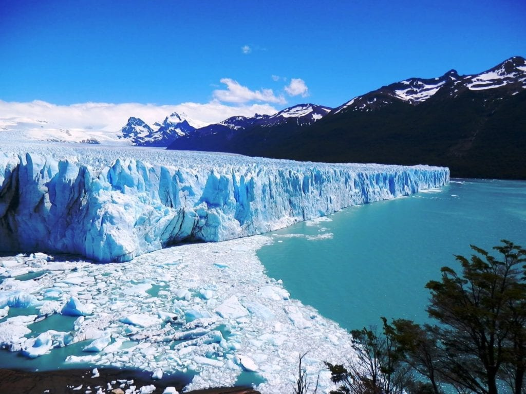 Perito Moreno Patagonia travel guide