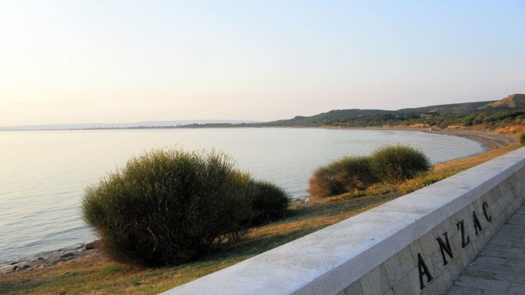 Anzac Cove Gallipoli Turkey