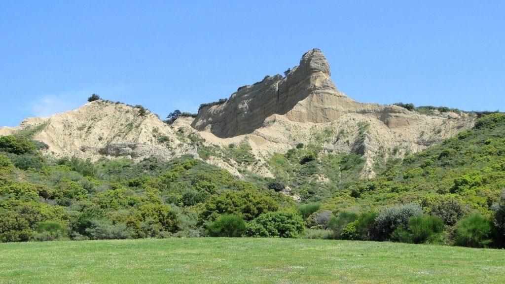 Sphinx hill north beach gallipoli turkey