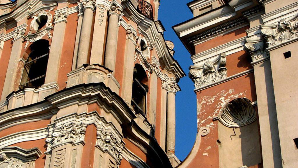 Church of all Saints Baroque buildings