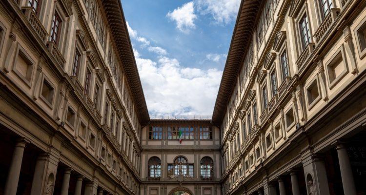 Galeria Uffizi Florence