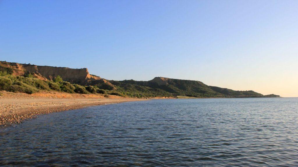 Anzac Cove Gallipoli Peninsula Turkey
