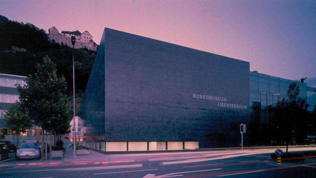 Kunstmuseum Liechtenstein Vaduz attractions