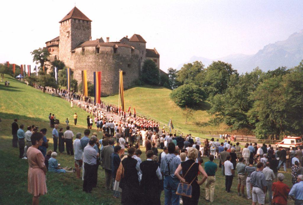 Liechtenstein National Day