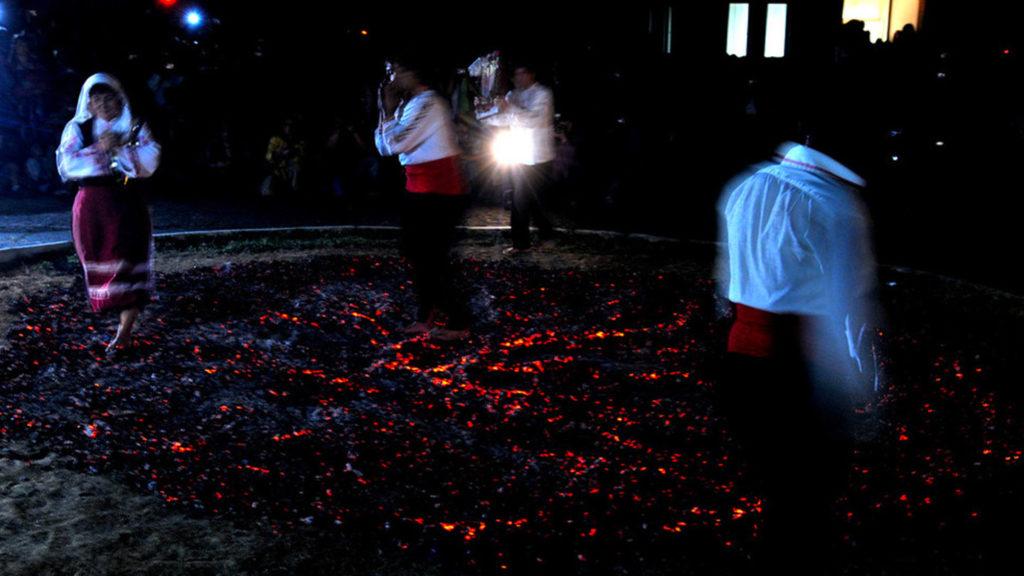Nestinarstvo fire Dance Bulgarian traditions