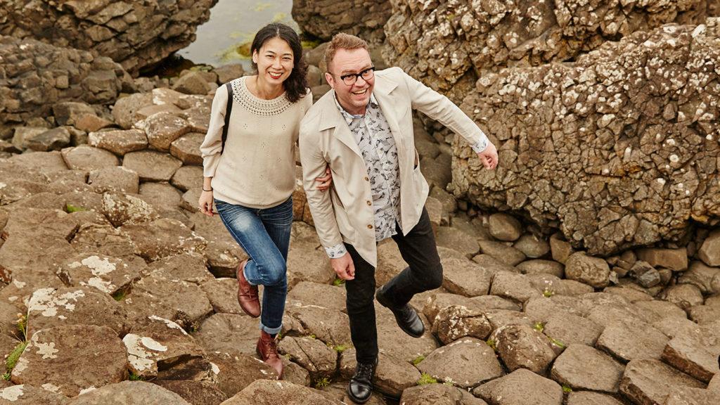 Giant's Causeway tour with Trafalgar