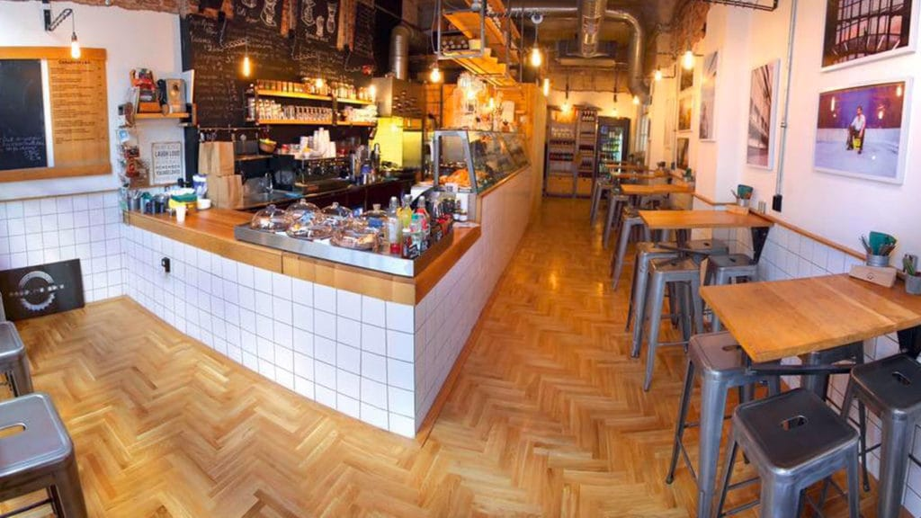 Rainbow Café Sofia