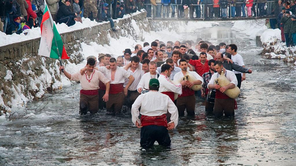 Yordanov den Bulgarian traditions
