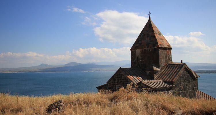 armenian building