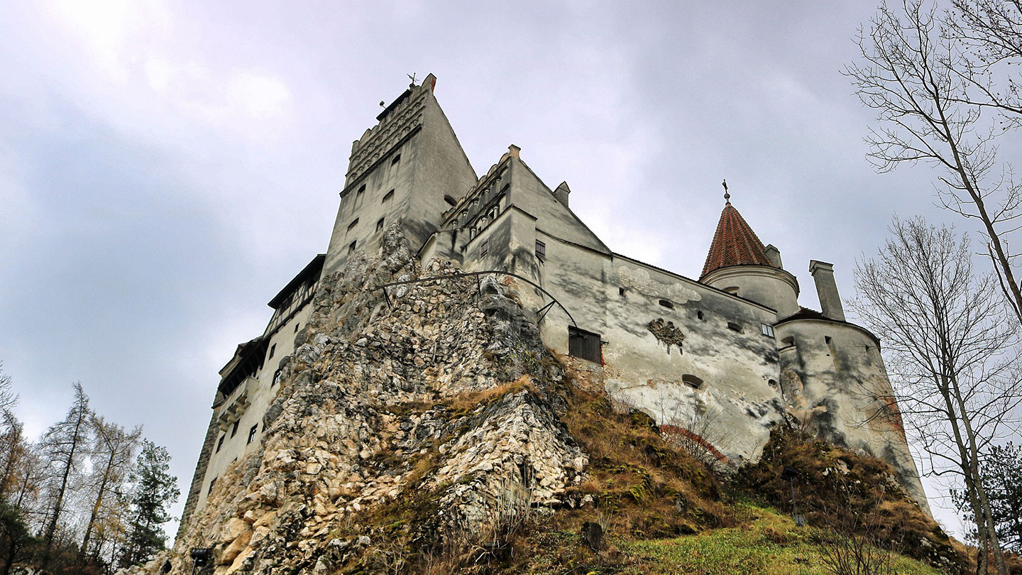 Searching For Dracula 7 Fun Facts About Bran Castle In Transylvania,Vintage French Decorating Ideas