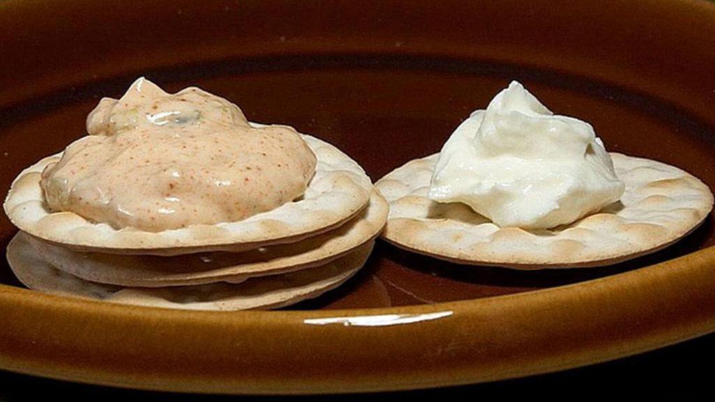 Liptauer cheese spread Slovakian dishes