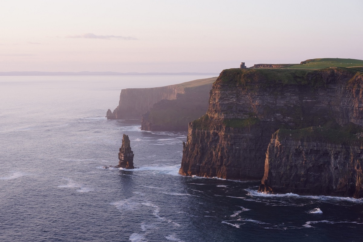 cliffs of moher, ireland, places to visit without leaving your sofa