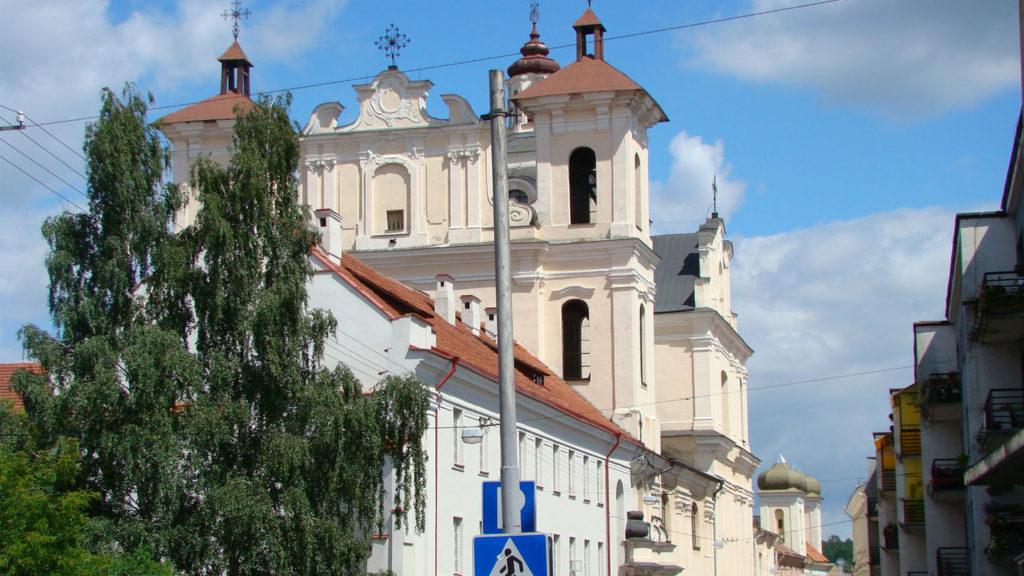 Dominican Church Baroque period architecture