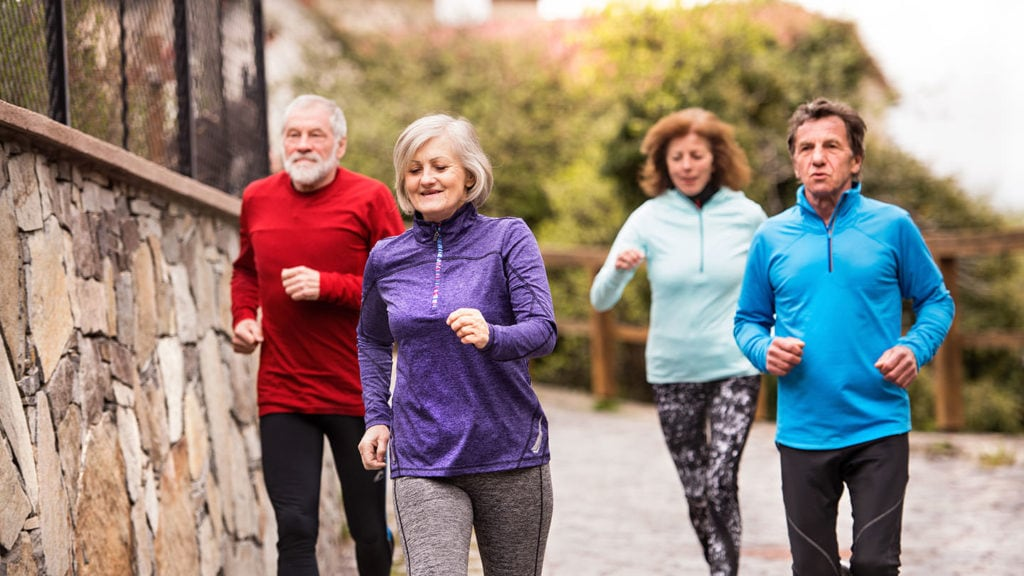 Holiday demand in the UK is rising among older generation