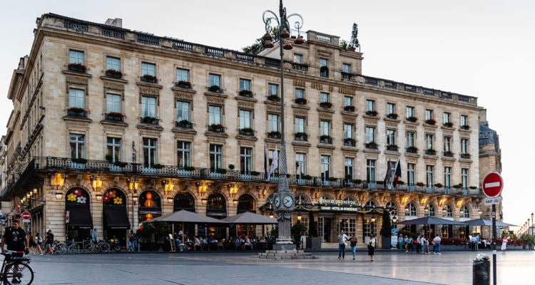 Hotel intercontinental a bordeaux
