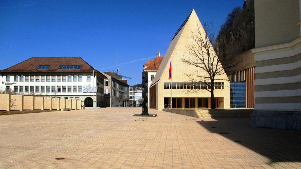 liechtenstein Parliament House Vaduz attractions