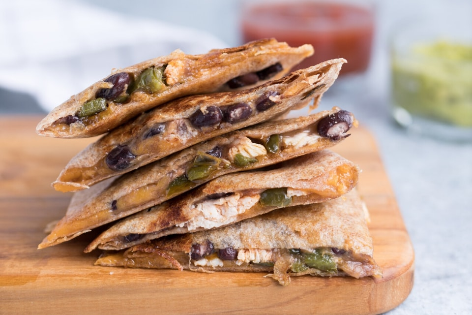 quesadilla world recipe
