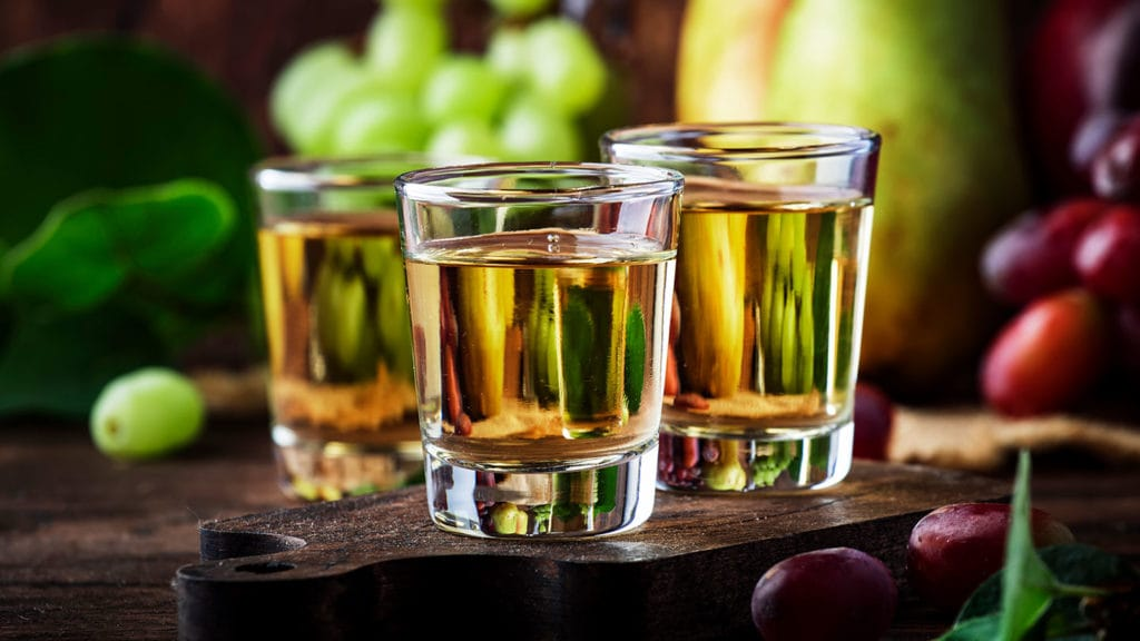 Shots of Rakija