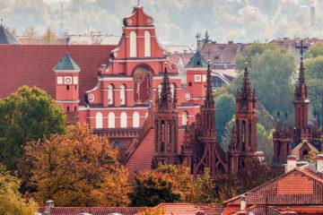 St Anne and Bernadine Church