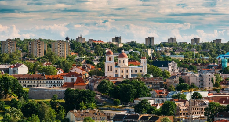 Bastion of Vilnius