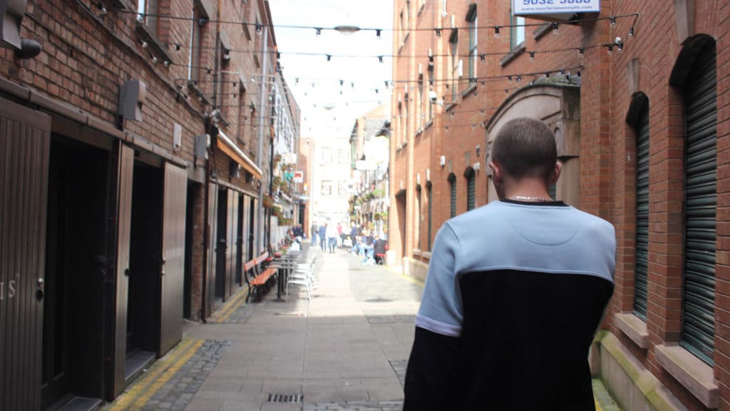 Walking Through Cathedral Quarter Best of Belfast