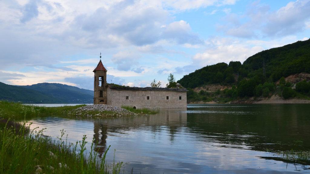 Visit Macedonia to see Mavrovo National Park