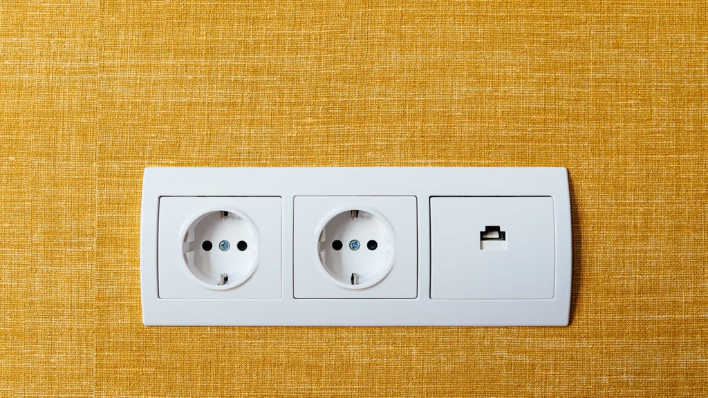 Having enough wall plugs are important from a travel anxieties perspective