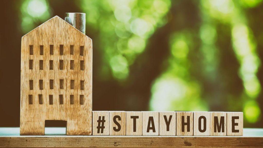 wooden blocks #stayhome