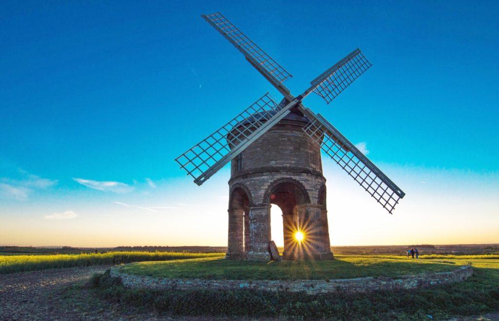 Chesterton Windmill, Leamington Spa
