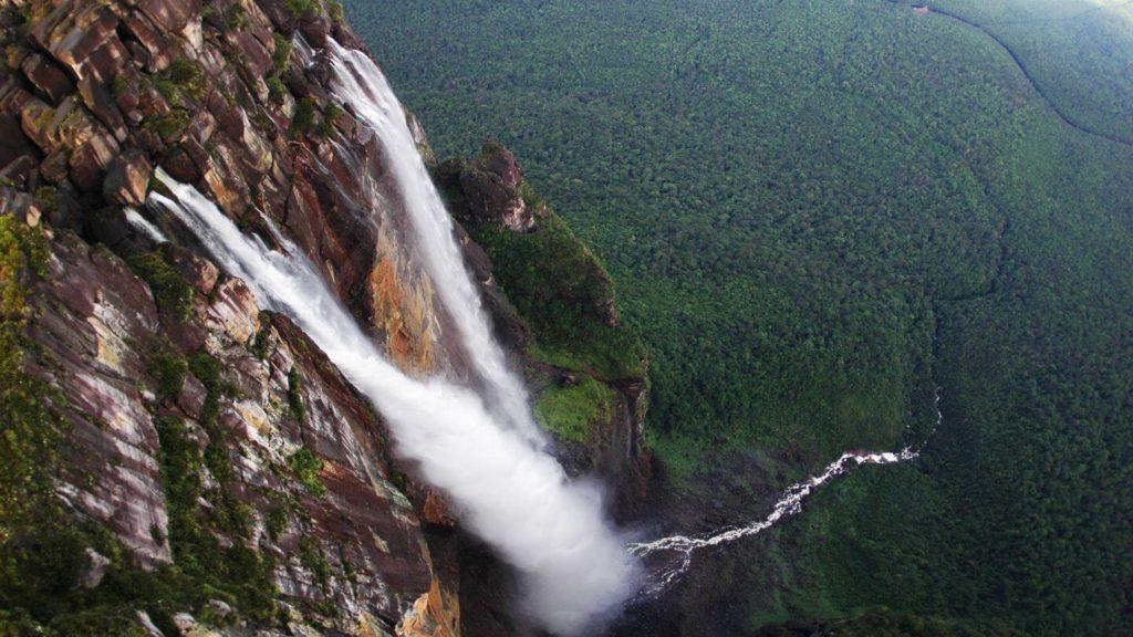 angel falls venezuela world's tallest waterfall zoom quizzes
