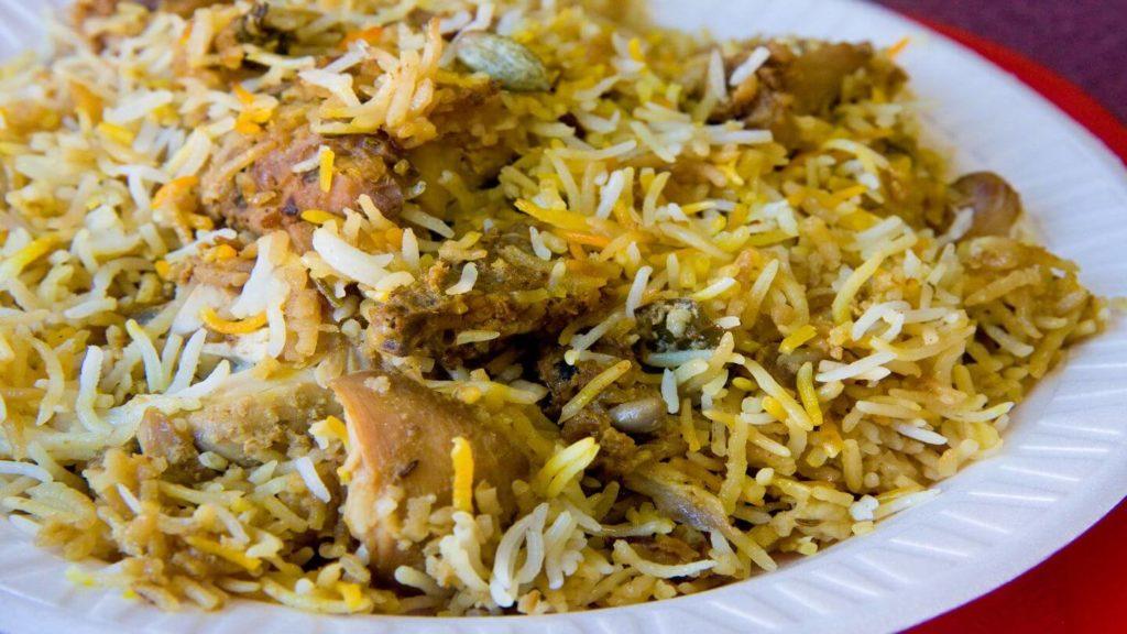 biryani indian rice recipes