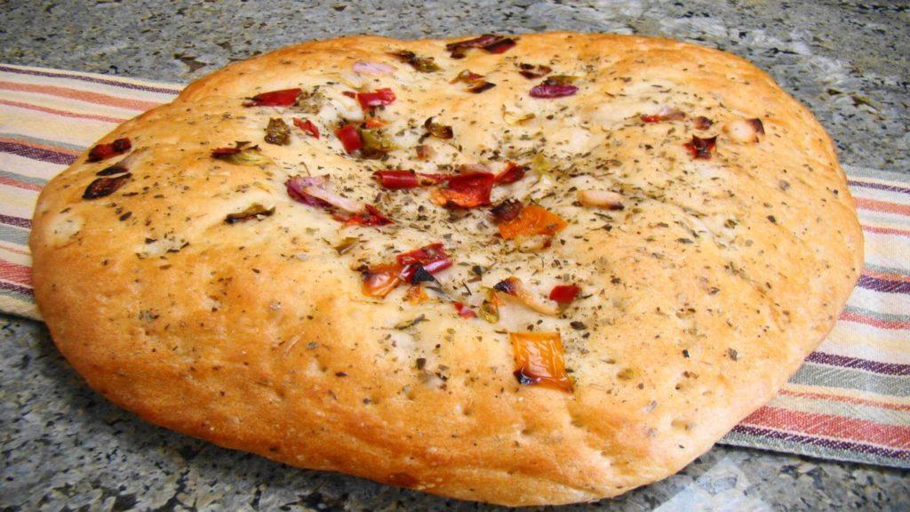 Italian focaccia bread how to bake bread