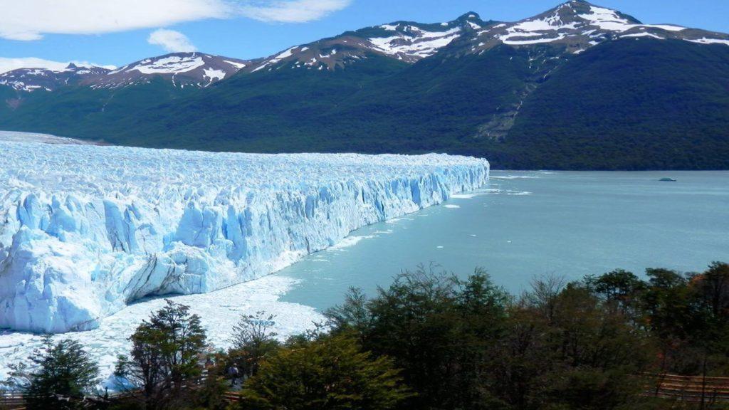 perito moreno glacier los glaciares national park patagonia argentina